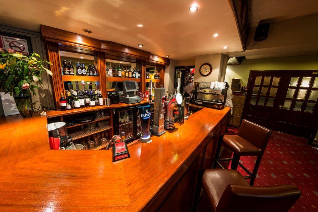 Cosy lounge bar